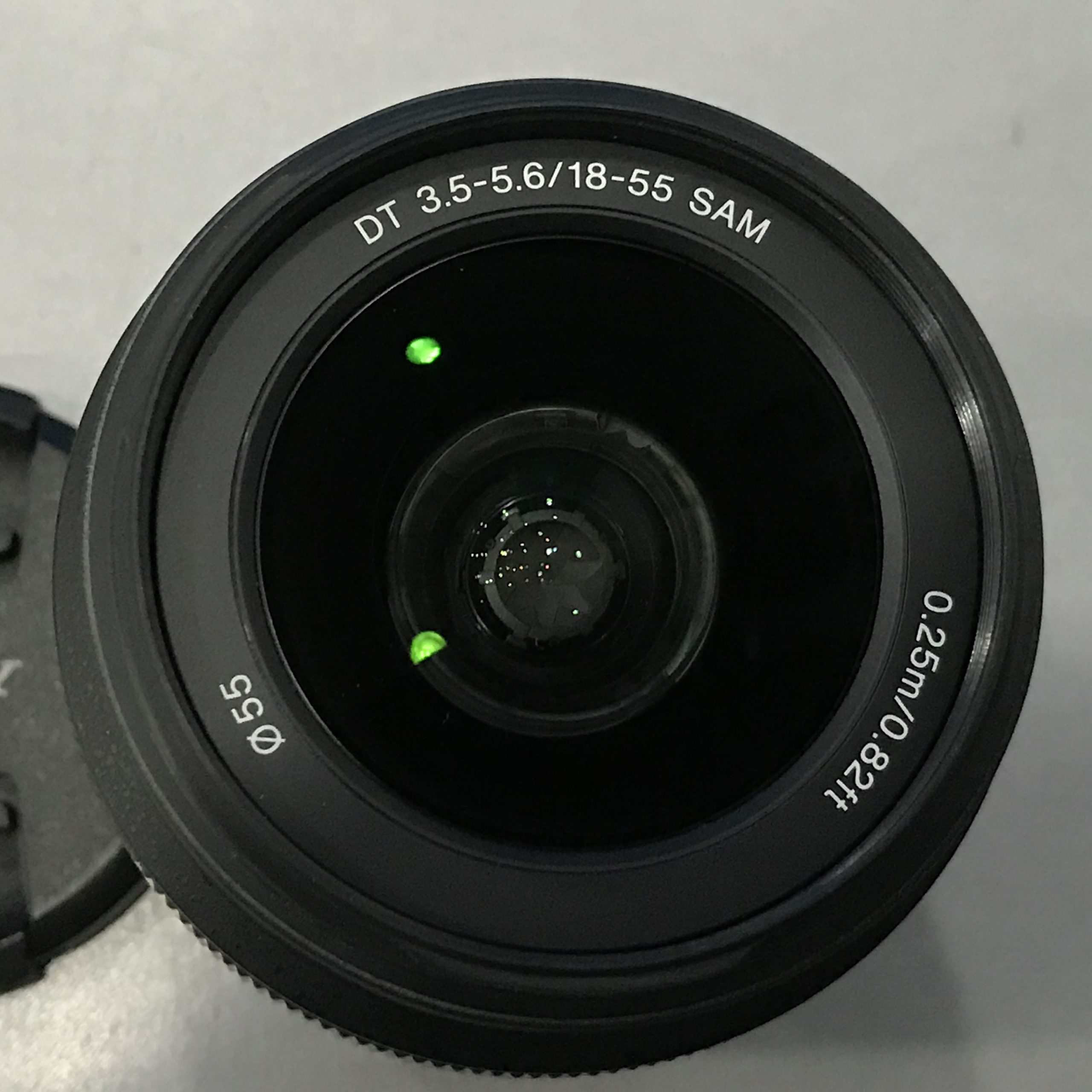 Sony DT 18-55mm f/3.5-5.6 SAM (A-Mount)